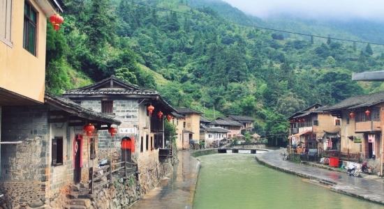 洪坑民俗文化村