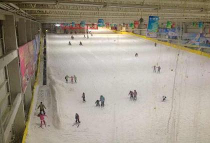 艾瑞克冰雪仙境乐园