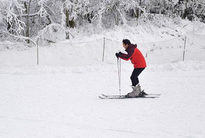 大娄山滑雪场