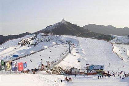 九皇山猿王洞滑雪场