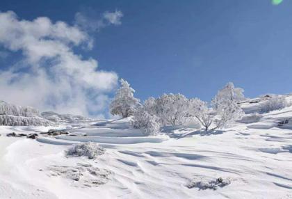 轿子雪山国际滑雪场