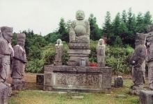 观斗山石雕